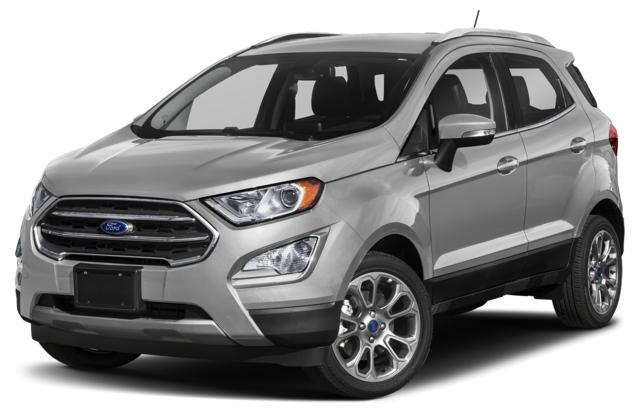 2018 Ford EcoSport East Greenwich, RI MAJ6P1UL7JC246355