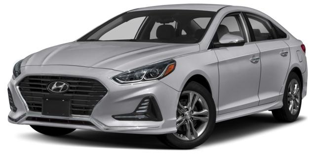 2018 Hyundai Sonata Arlington, MA 5NPE24AF4JH727351