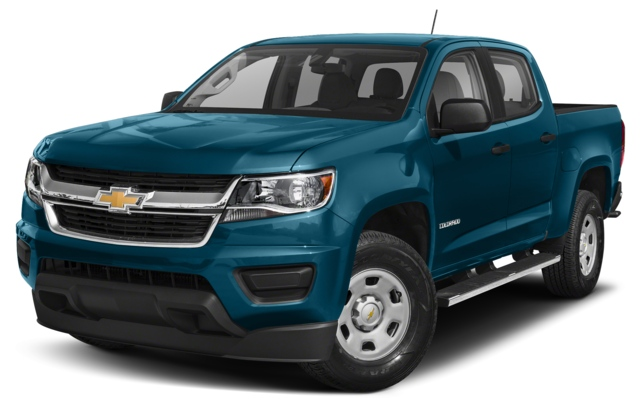 2019 Chevrolet Colorado Arlington, MA 1GCGTDEN4K1125243