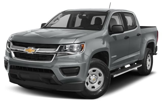 2019 Chevrolet Colorado Arlington, MA 1GCGTDEN9K1217559