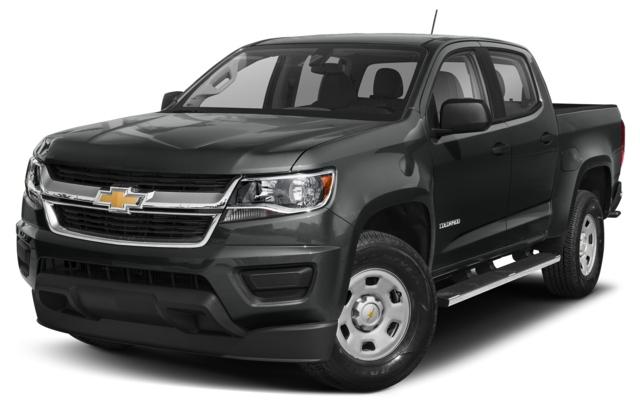2019 Chevrolet Colorado Arlington, MA 1GCGTDEN6K1142559