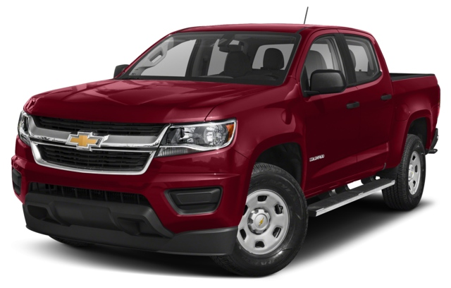2019 Chevrolet Colorado Arlington, MA 1GCGTCEN0K1124472