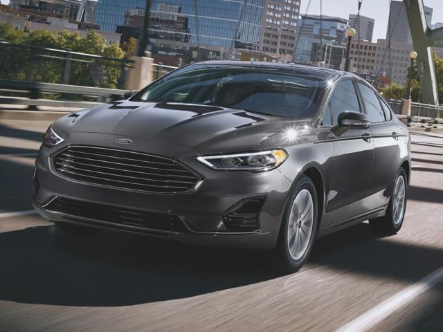 2019 Ford Fusion Narragansett, RI 3FA6P0HD2KR125510