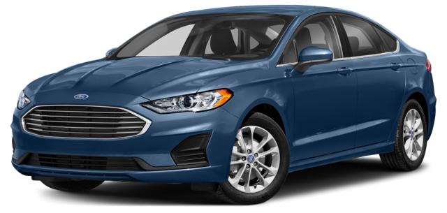 2019 Ford Fusion Narragansett, RI 3FA6P0HD4KR125508