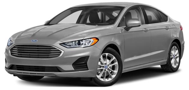 2019 Ford Fusion East Greenwich, RI 3FA6P0HD6KR125297