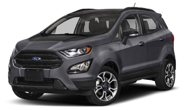 2019 Ford EcoSport East Greenwich, RI MAJ6S3JL8KC256571