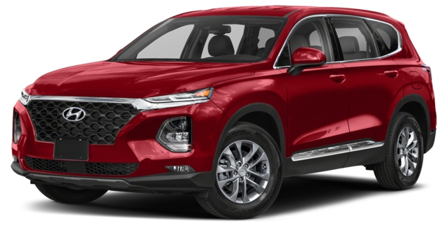 2019 Hyundai Santa Fe Arlington, MA 5NMS3CAD4KH028695