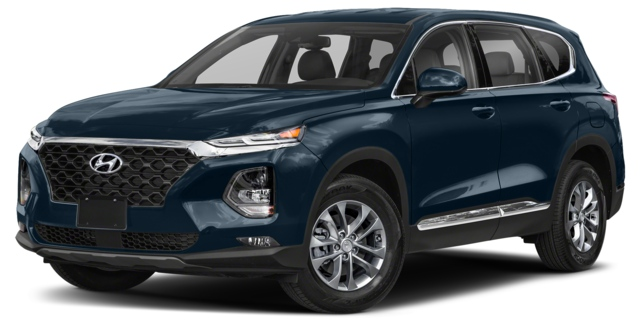 2019 Hyundai Santa Fe Arlington, MA 5NMS2CAD4KH043443