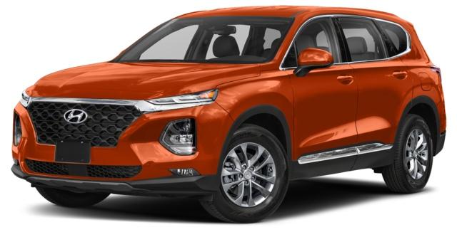 2019 Hyundai Santa Fe Arlington, MA 5NMS3CAD5KH026809