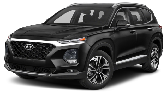 2019 Hyundai Santa Fe Arlington, MA 5NMS5CAA9KH026487