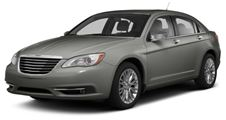 2013 Chrysler 200 Lee's Summit, MO 1C3CCBBB5DN538723