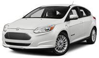 2014 Ford Focus Electric Lee's Summit, MO 1FADP3R41EL360376