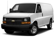 2017 Chevrolet Express 2500 Frankfort, IL and Lansing, IL 1GCWGAFF9H1137080