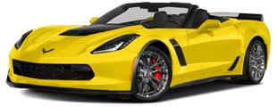 2017 Chevrolet Corvette Lansing, IL 1G1YP3D61H5605859