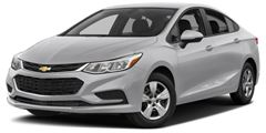 2017 Chevrolet Cruze Frankfort, IL and Lansing, IL 1G1BC5SM1H7167010