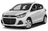 2017 Chevrolet Spark Lansing, IL KL8CA6SAXHC794995