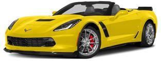 2017 Chevrolet Corvette Lansing, IL 1G1YW3D70H5108376