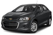 2017 Chevrolet Sonic Frankfort, IL and Lansing, IL 1G1JB5SH8H4160543