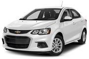 2017 Chevrolet Sonic Frankfort, IL and Lansing, IL 1G1JB5SH8H4162325