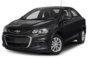 2017 Chevrolet Sonic Frankfort, IL and Lansing, IL 1G1JB5SH8H4160624