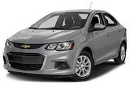 2017 Chevrolet Sonic Lansing, IL 1G1JB5SH8H4157349