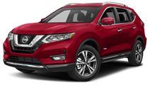 2017 Nissan Rogue Hybrid Twin Falls, ID 5N1ET2MV6HC768893