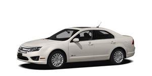 2012 Ford Fusion Hybrid Hybrid