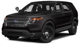 2015 Ford Utility Police Interceptor